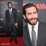 Jake Gyllenhaal  in Tom Ford – 'Southpaw' New York Premiere