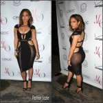 Jennifer Lopez in Bao Tranchi  at Her 46th Birtday at 1 Oak Nightclub in New York
