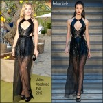 Kate Hudson In Julien Macdonald at The Leonardo DiCaprio Foundation 2nd Annual Saint-Tropez Gala