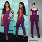 Keke Palmer  in Georges Chakra – Entertainment Weekly Party at Comic-Con
