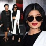 Kylie Jenner  in   KLS by Kimora Lee  -'The Gallows' Premiere in LA