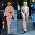 Lady Gaga In Marc Jacobs – Out In New York City