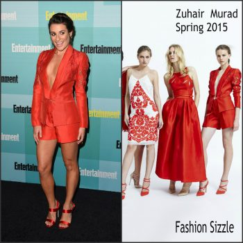lea-michelle0in-zuhair-murad-entertainmentweekly-2015-comic-con-international-party