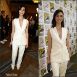 Morena Baccarin  in Sportmax – 20th Century Fox  Panel  at Comic-Con in San Diego