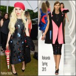 Paloma Faith In Roksanda  at  COS x The Serpentine Party
