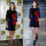 Phoebe Tonkin in Christopher Kane –  The Originals Press Line at  2015 Comic Con