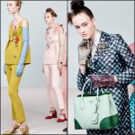 Prada Womenswear Fall/Winter 2015 Ad Campaign