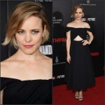 Rachel McAdams In Self-Portrait  at 'Southpaw' New York Premiere