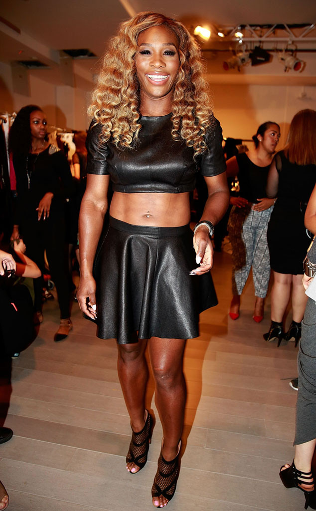 David letterman serena williams interview on dating 8