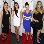 Salma Hayek, Eva Longoria, Mariah Carey , and more