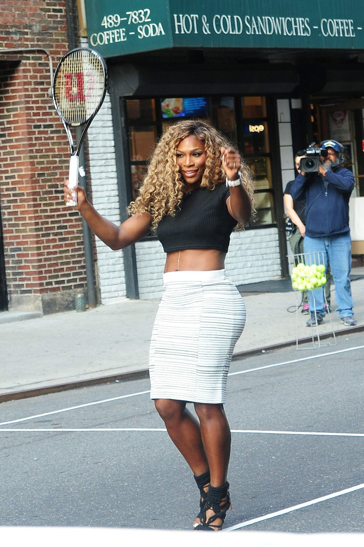 Serena Williams Fashion Style Fashionsizzle