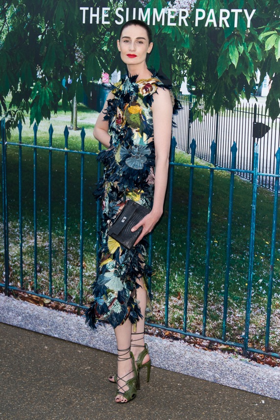 Erin- O-Connor -the-serpentine-gallery-summer-party