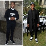 Victor Cruz The New Face Of Givenchy -Paris
