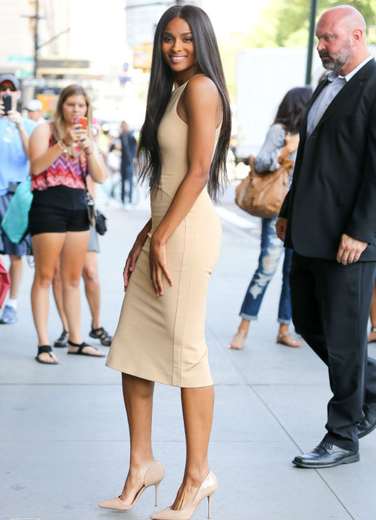 Ciara-Live-with-Kelly-Michael-David-Koma-