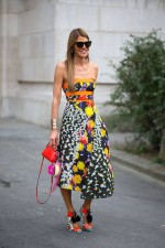 Anna Dello Russo Paris Fashion Week 2015