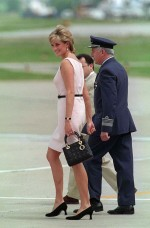 FLASHBACK : PRINCESS  DIANA