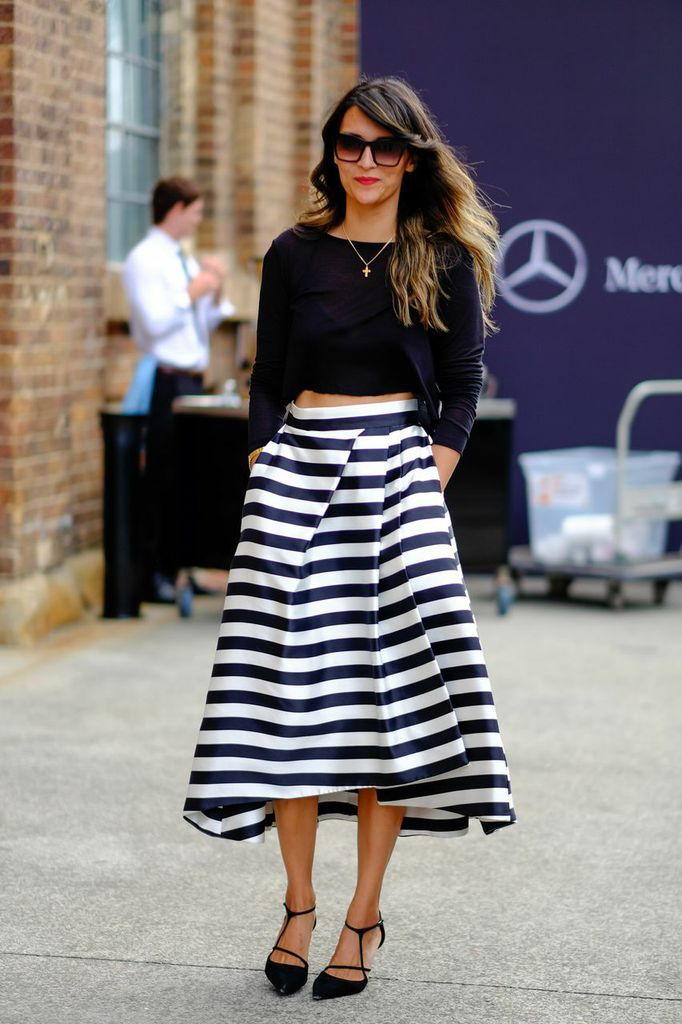 Fashion Sizzler Of The Day Australian Fashion Week