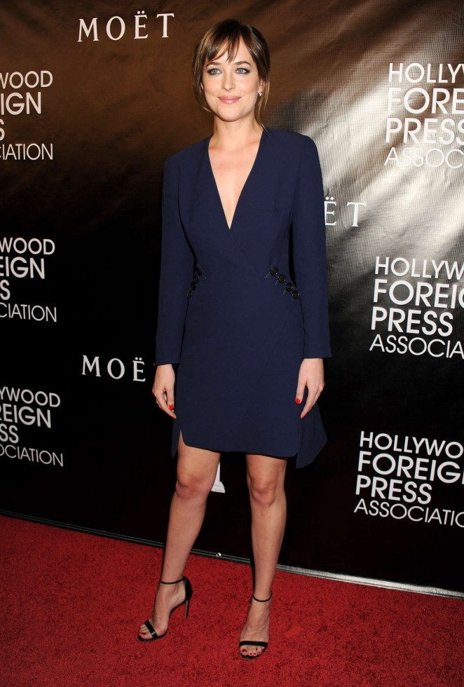 Dakota-Johnson--HFPA-Hosts-Annual-Grants-Banquet-2015--