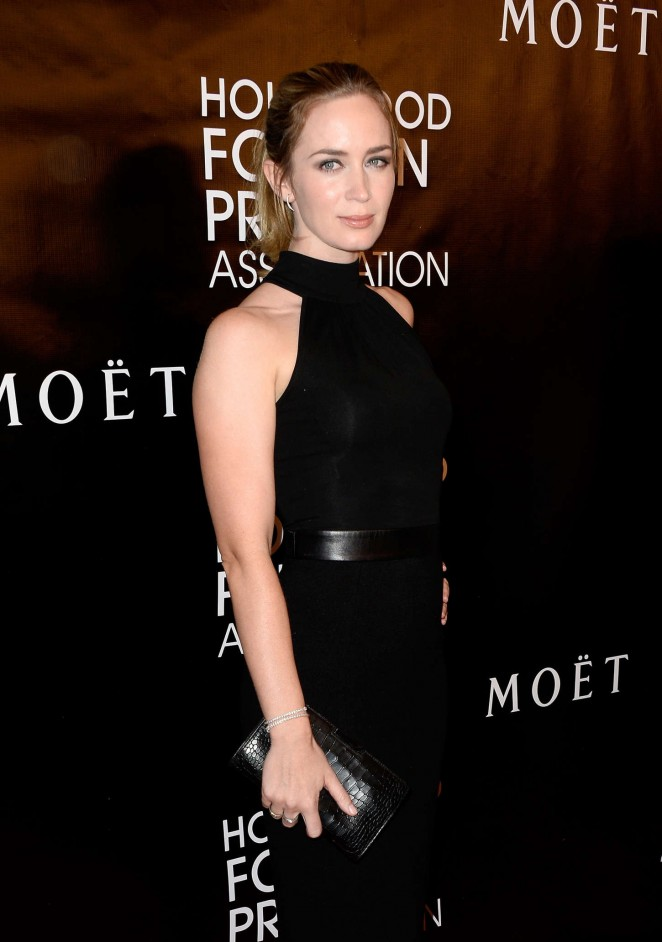 Emily-Blunt--HFPA-Hosts-Annual-Grants-Banquet-2015-