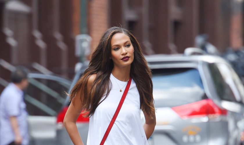 Joan-Smallss-New-York-City-Photo-Shoot-Pierre-Hardy-Red-Alpha-Fringe-Crossbody-Bag-