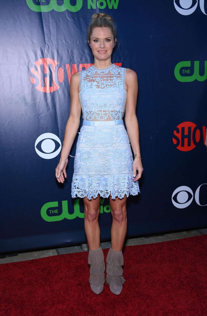 Cbs Cw Amp Showtime 2015 Summer Tca Party Fashionsizzle