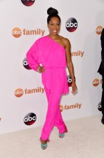 Regina King in Tamara Mellon – Disney ABC Television Group's 2015 Summer TCA Press Tour Photocall