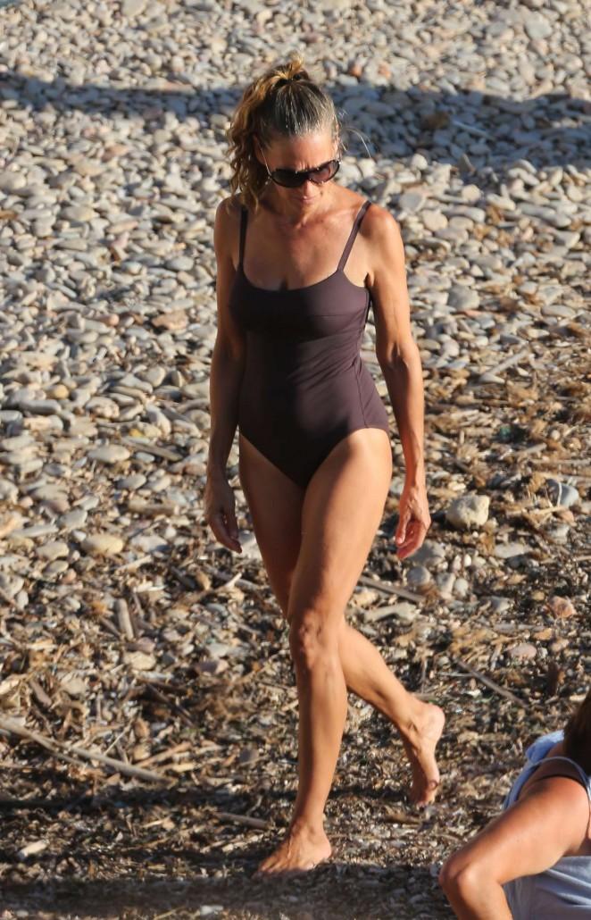 Sarah Jessica Parker  in  Swimsuit in Ibiza