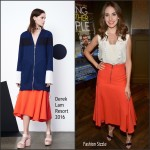 Alison Brie in Derek Lam at the 'Sleeping With Other People' LA Screening