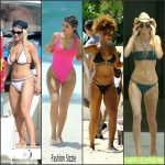 Celebrities in Swimsuits – Summer 2015