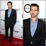 Colin Farrell in  Dolce & Gabbana – GKIDS' 'Kahlil Gibran's The Prophet' Screening