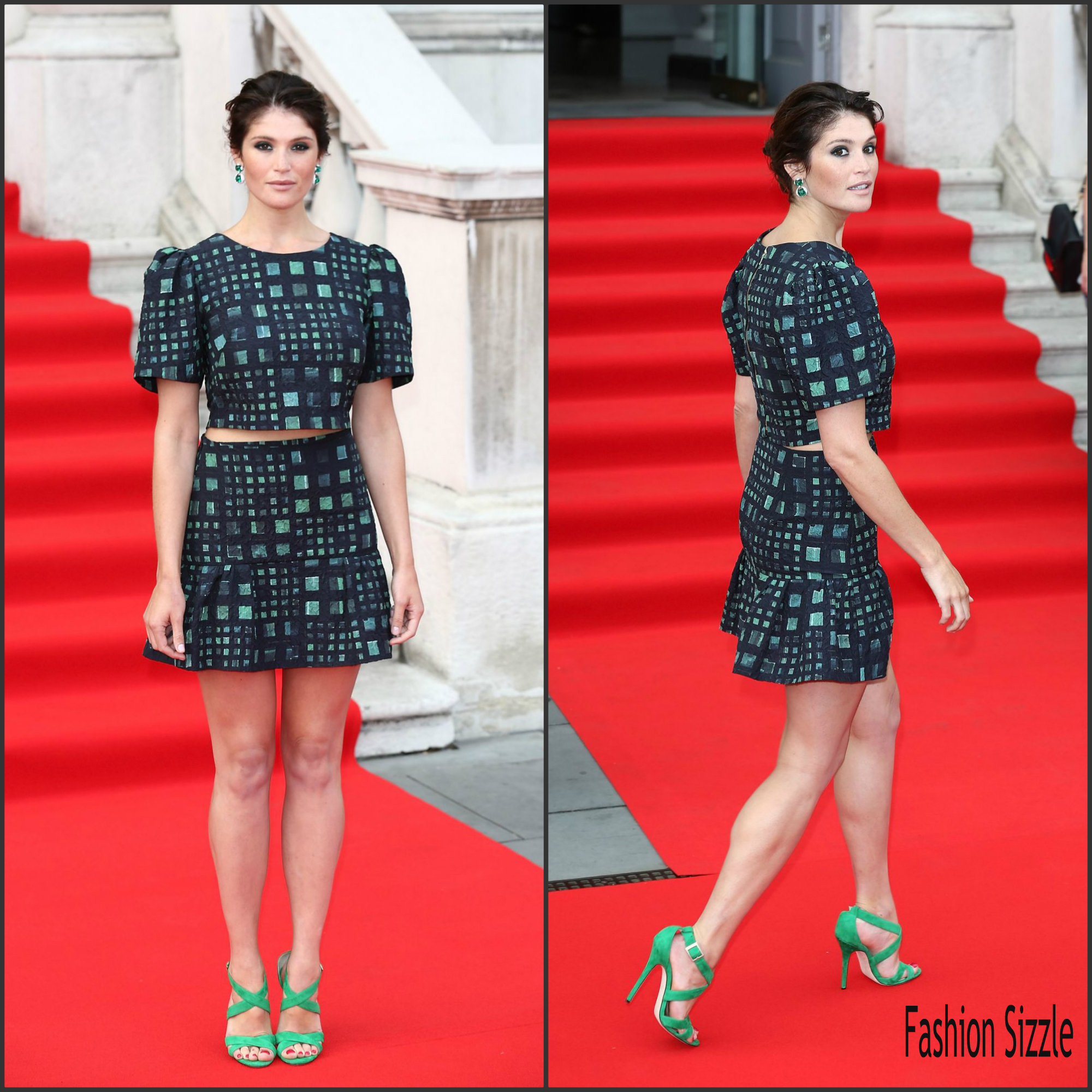 gemma-arterton-in-saloni-gemma-bovery-london-premiere