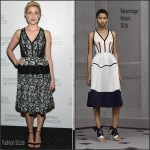 Greta Gerwig In Balenciaga  at  'Mistress America' New York Premiere