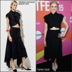 Greta Gerwig in Proenza Schouler at the Mistress America' Sundance NEXT FEST LA Premiere