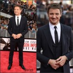Jeremy Renner in  Dolce & Gabbana – 'Mission Impossible: Rogue Nation'  NY Premiere