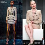 Kate Bosworth in Balmain at 'The Art of More' 2015 Summer TCA Tour Panel