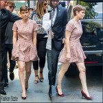 Kate Mara in Dior – Out  In New York