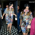 Katy Perry Leaving Craigs Restaurant in West Hollywood