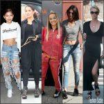 Kendall Jenner, Kate Hudson , Zendaya, Salma Hayek, Rita Ora  and more – Streetstyle
