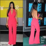 Kourtney Kardashian  in Balmain – 2015 MTV Video Music Awards
