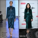Michelle Dockery  in  Dion Lee – 'Downton Abbey' Photocall in Beverly Hills
