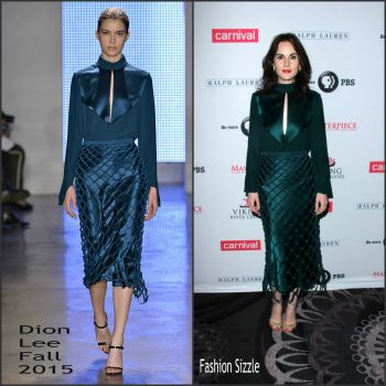 michelle-dockery-in-dion-lee-downton-abbey-photocall-in-beverly-hills
