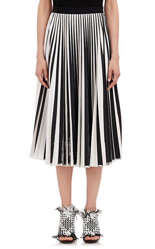 proenza-schouler-pleated-front-skirt