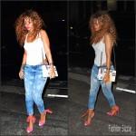 Rihanna – SOB's Nightclub in  New York