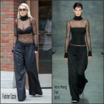 Rita Ora in Vera Wang – Out In  New York