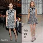 Rowan Blanchard  in Giamba – Teen Vogue x Simon 'Back-To-School Saturdays' Dinner
