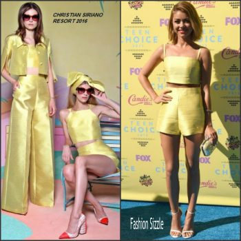 sarah-hyland-in-christian-siriano-at-2015-teen-choice-awards