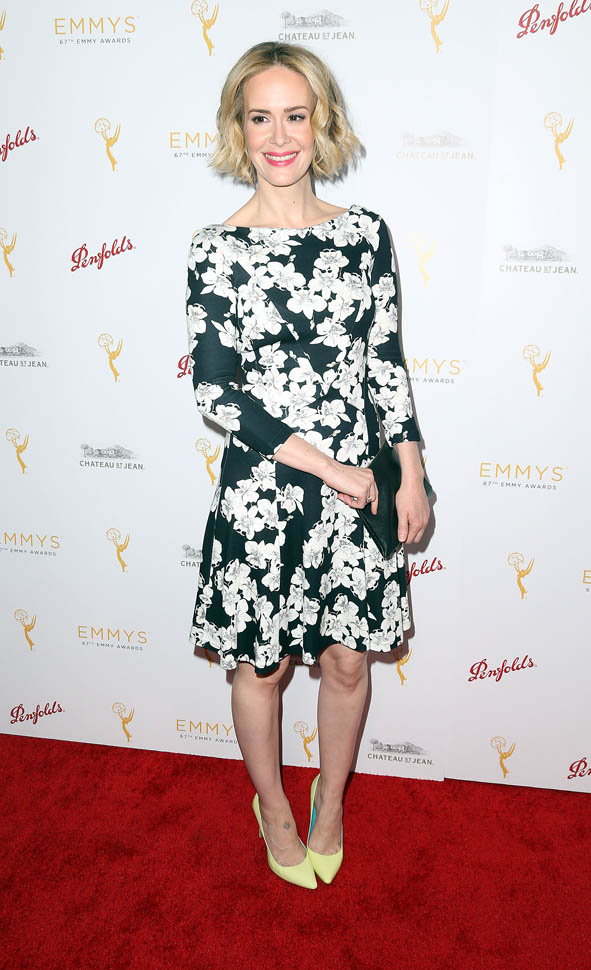 Television Academy's Performers Peer Group Hold Cocktail Reception To Celebrate 67th Emmy Awards