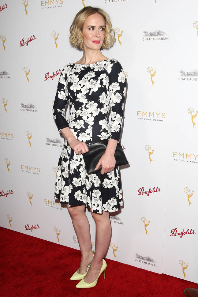 sarah-paulson-in-erdem-at-the-television-academys-performers-peer-group-cocktail-reception