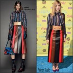Willow Shields in Marni at the 2015 Teen Choice Awards