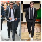 Zac Efron In Salvatore Ferragamo – Good Morning America